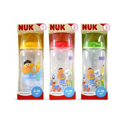 Nuk First Choice Biberon...
