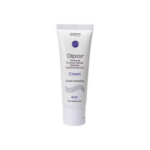 Boderm Oliprox Crema 40 ml.
