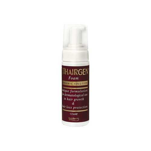 Boderm Hairgen Espuma 125 ml.