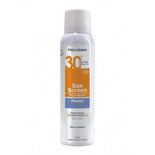 FrezyDerm Sunscreen Mousse...