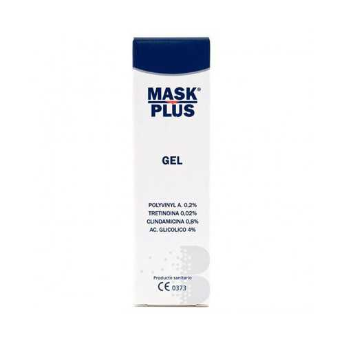 Mask Plus Gel 30 ml.