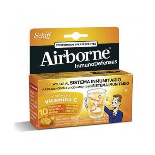 Airborne Naranja 10...