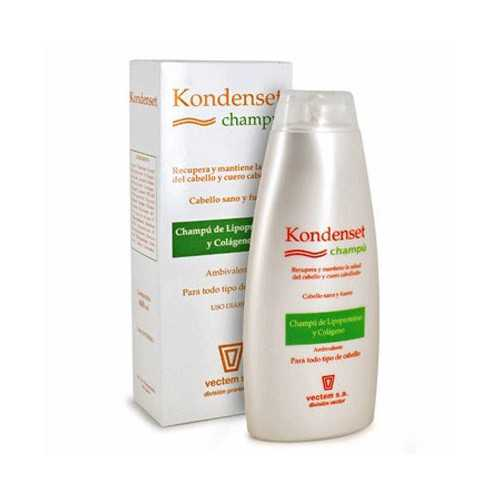 Kondenset Champu 400 ml.