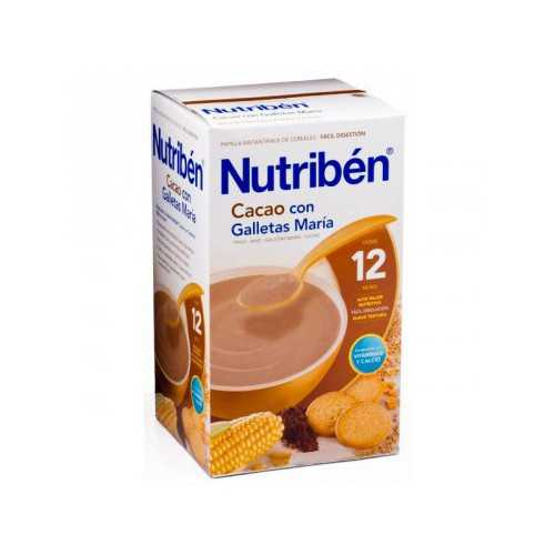 Nutriben Cacao Galleta...