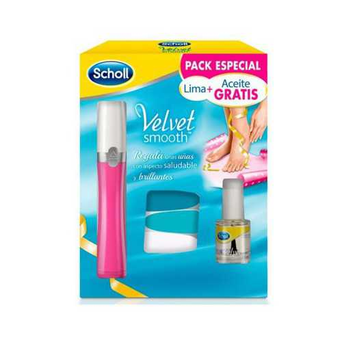 Scholl Velvet Smooth Lima...