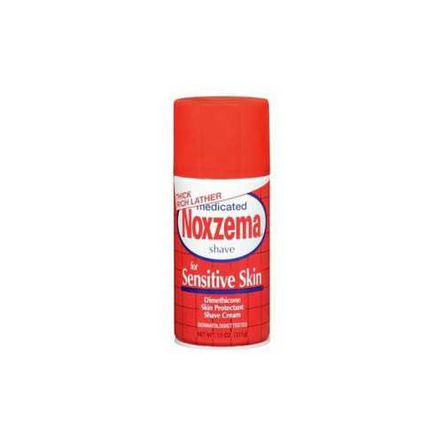 Noxzema Sensitive Rojo 50 ml.
