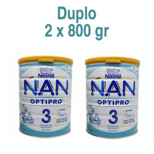 Nestle Nan Optipro 3 DUPLO...