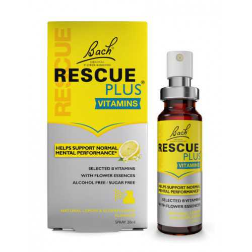 Bach Rescue Plus Spray 20 ml