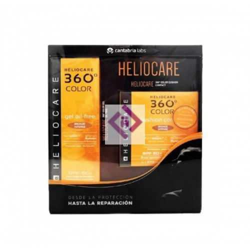 Heliocare 360 Pack Bronze...