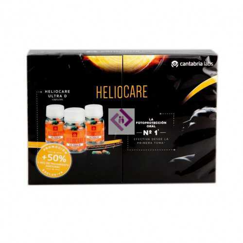 Heliocare Pack Ultra-D Trio...