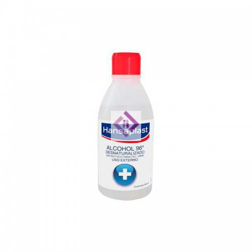 Hansaplast alcohol 96° 250ml