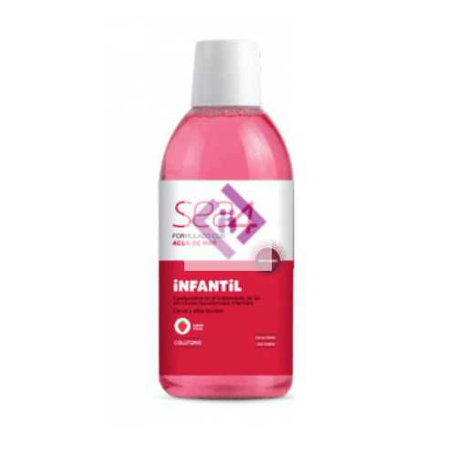 SEA4 Colutorio Infantil 250 ml