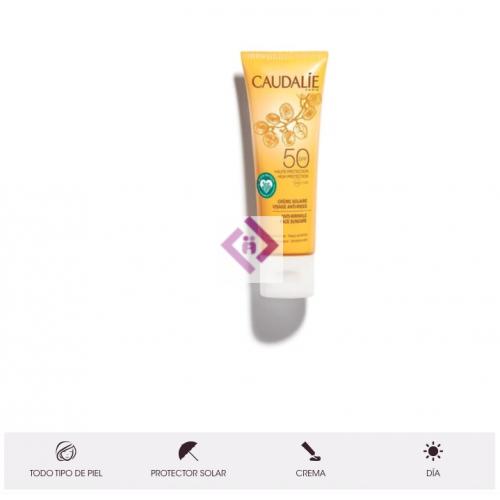 Caudalie Solar Crema Facial...
