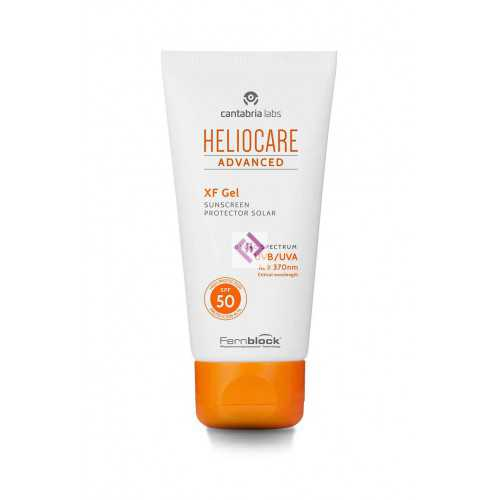 Heliocare SPF 50 XF Gel 50 ml.