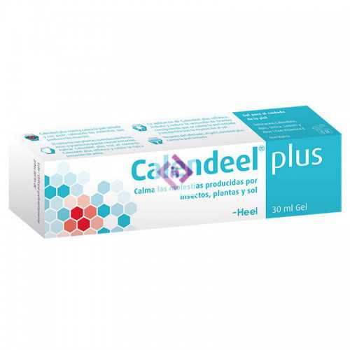 Heel Calendeel Plus Gel 30 ml