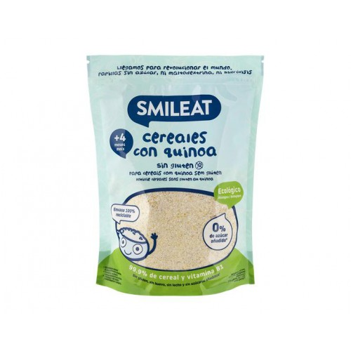 Smileat Papilla Cereales...