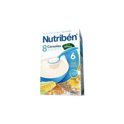 Nutriben 8 Cereales Efecto...