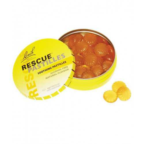 Bach Rescue Pastillas...