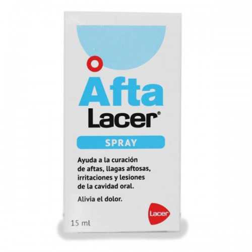 Aftalacer Spray 15 ml.