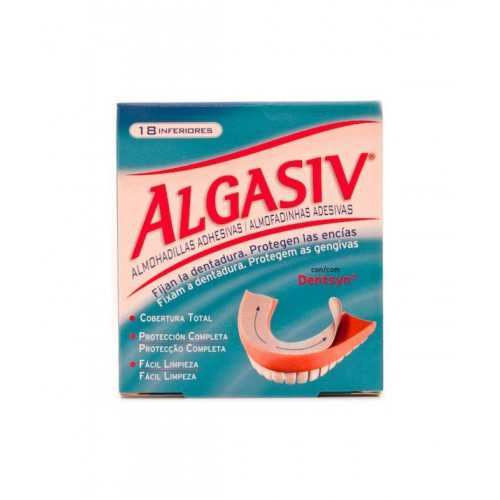 Algasiv Dentadura Inferior...