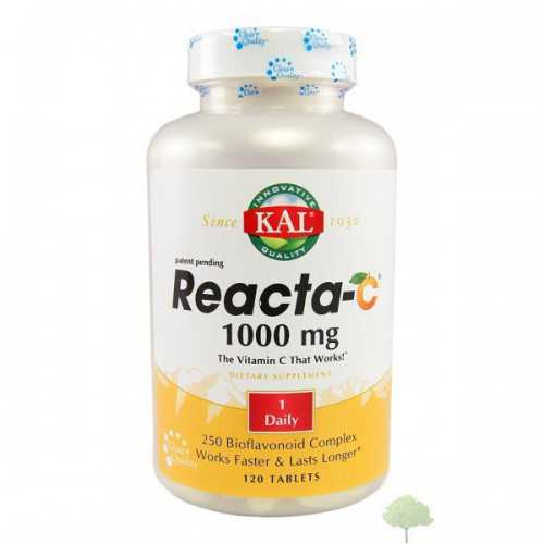 KAL Reacta C 1000 mg 60...
