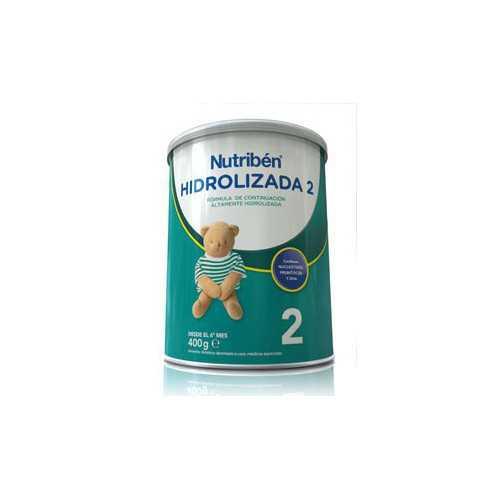 Nutriben Hidrolizada 2 400 gr