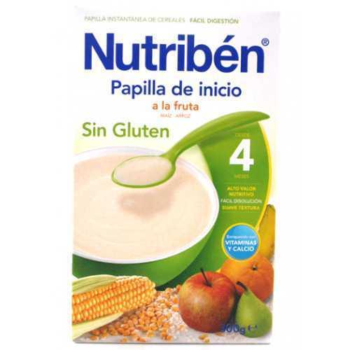 Nutriben Inicio Sin Gluten...