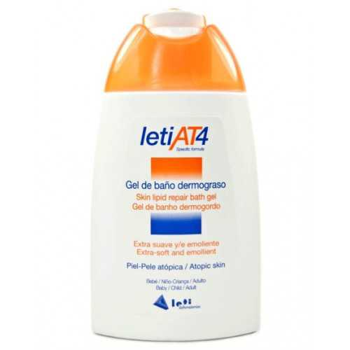Leti At-4 Gel de Baño...