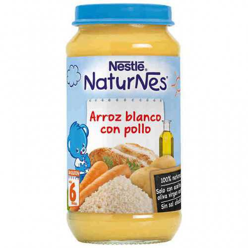 Nestle Naturnes Arroz...