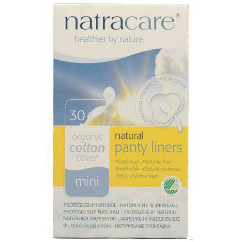 Natracare Salvaslip Mini 30...