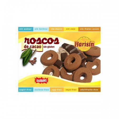 Sanavi Roscos de Cacao 150 gr.