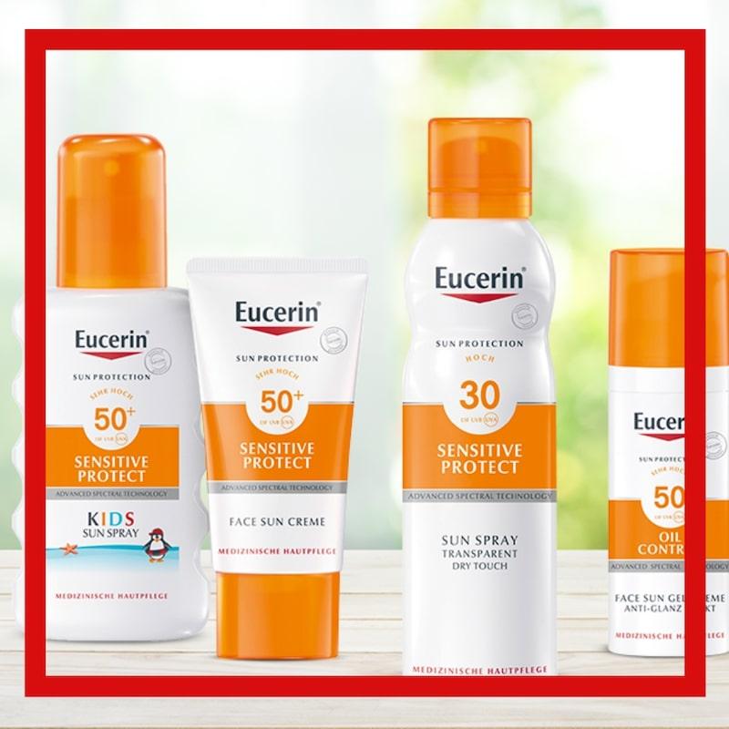 Eucerin Solares Promo